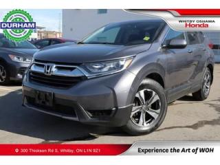 Used 2019 Honda CR-V LX 2WD for sale in Whitby, ON