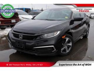 Used 2019 Honda Civic LX CVT | Heated Front Seats for sale in Whitby, ON