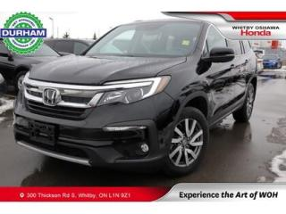 Used 2020 Honda Pilot NAVIGATION for sale in Whitby, ON