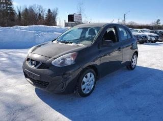 Used 2015 Nissan Micra SV for sale in Orillia, ON