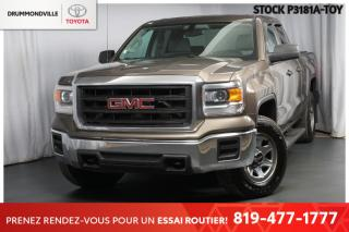 Used 2014 GMC Sierra 1500 4x4| V6| ECONOMIQUE for sale in Drummondville, QC