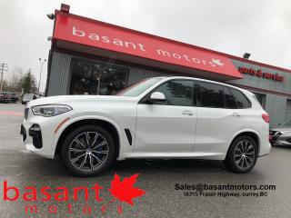 Used 2019 BMW X5 MSport Pkg, Premium Pkg, HUD, Heated/Cooled Seats! for sale in Surrey, BC