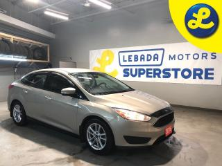 Used 2016 Ford Focus Back Up Camera * MicroSoft Sync * Steering Wheel Controls * Cruise Control * Hands Free Calling * Automatic Headlights * AM/FM/SXM/USB/Bluetooth * Aut for sale in Cambridge, ON