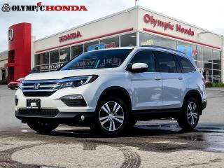 Used 2018 Honda Pilot EXL-RES for sale in Guelph, ON