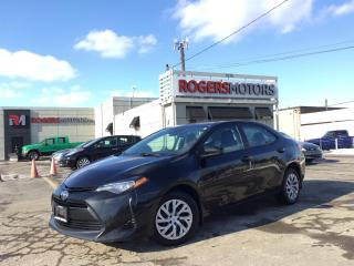 Used 2017 Toyota Corolla 2.99% Financing - LE - HTD SEASTS - REVERSE CAM for sale in Oakville, ON