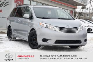 Used 2017 Toyota Sienna LE FWD 8 PASS for sale in Pointe-Claire, QC
