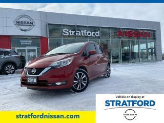 Used 2018 Nissan Versa 1.6 SR CVT for sale in Stratford, ON