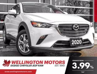 Used 2020 Mazda CX-3 GS | Warranty | No Accidents | AWD ... for sale in Guelph, ON