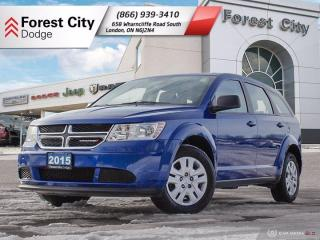 Used 2015 Dodge Journey Canada Value Pkg, AUTOMATIC, 5 PASSENGER for sale in London, ON