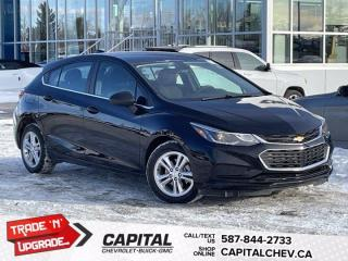 Used 2018 Chevrolet Cruze LT for sale in Calgary, AB