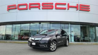 Used 2016 Acura MDX Elite for sale in Langley City, BC