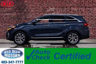 Used 2019 Kia Sorento AWD SXL Limited Leather Roof Nav BCam for sale in Red Deer, AB