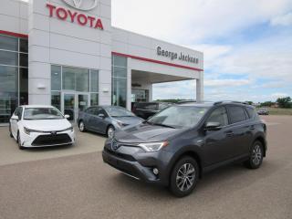Used 2017 Toyota RAV4 Hybrid XLE for sale in Renfrew, ON