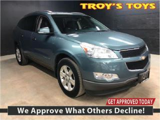 Used 2009 Chevrolet Traverse 1LT for sale in Guelph, ON