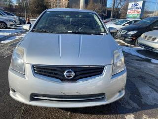 Used 2012 Nissan Sentra 2.0 for sale in Scarborough, ON