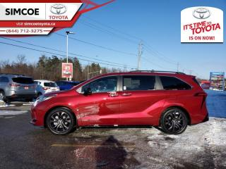 New 2021 Toyota Sienna for sale in Simcoe, ON