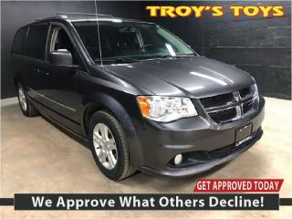Used 2016 Dodge Grand Caravan Crew for sale in Guelph, ON
