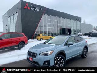 Used 2018 Subaru XV Crosstrek Sport CVT w/Eyesight  - Sunroof - $136 B/W for sale in Mount Hope (Hamilton), ON