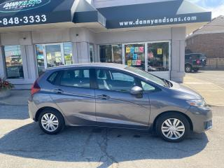 Used 2015 Honda Fit LX for sale in Mississauga, ON