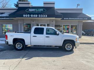 Used 2013 Chevrolet Silverado 1500 LT for sale in Mississauga, ON