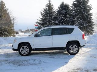 Used 2013 Jeep Compass North Edition 4WD for sale in Thornton, ON