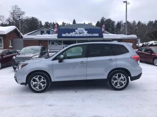 Used 2017 Subaru Forester i Limited w/Tech Pkg for sale in Flesherton, ON