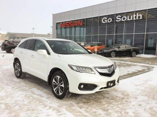 Used 2017 Acura RDX ELITE, AWD, SUNROOF for sale in Edmonton, AB