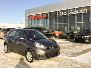Used 2019 Nissan Micra S, AUTO, BACK UP CAMERA for sale in Edmonton, AB