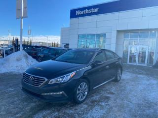 Used 2016 Hyundai Sonata LTD LEATHER/PANOROOF/NAV/COOLEDSEATS/HEATEDSTEERING for sale in Edmonton, AB