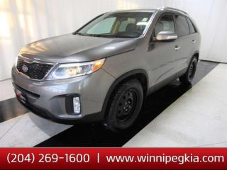 Used 2015 Kia Sorento 2.4L LX AT AWD *Always Owned In MB!* for sale in Winnipeg, MB