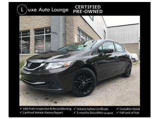 Used 2014 Honda Civic EX, HEATED SEATS, SUNROOF, BACK-UP CAMERA!! for sale in Orleans, ON