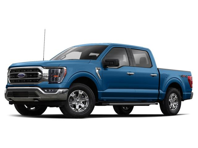 2021 Ford F-150 4X4 SUPERCREW XLT 302A