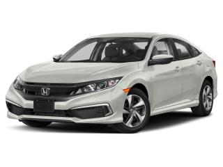 New 2021 Honda Civic Sdn LX CIVIC 4 DOORS for sale in Woodstock, ON