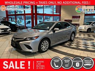 Used 2019 Toyota Camry SE - Accident Free / Local / No Dealer Fees for sale in Richmond, BC