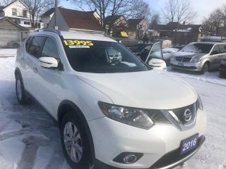 Used 2016 Nissan Rogue SV for sale in St Catharines, ON