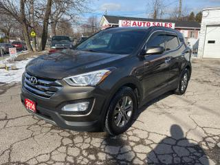 Used 2014 Hyundai Santa Fe Sport 2.0L Turbo/AWD/Automatic/Bluetooth/Certified for sale in Scarborough, ON