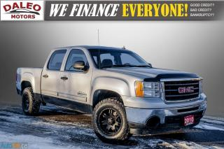 Used 2010 GMC Sierra 1500 4X4 / 6 PASSENGERS / BEDLINER / for sale in Hamilton, ON