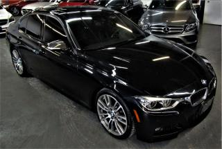 Used 2016 BMW 3 Series 340i xDrive for sale in North York, ON