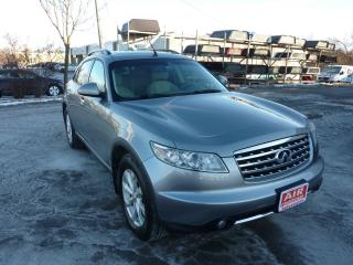 Used 2006 Infiniti FX35 FX-35 for sale in Kitchener, ON