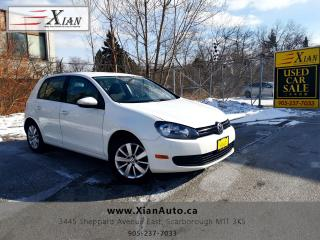 Used 2012 Volkswagen Golf TRENDLINE for sale in Scarborough, ON