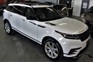 Used 2018 Land Rover Range Rover Velar R-Dynamic SE for sale in North York, ON