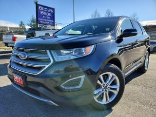 Used 2017 Ford Edge SEL for sale in Surrey, BC