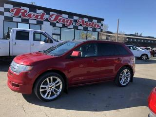 Used 2010 Ford Edge Sport AWD DVD Player, Bluetooth, for sale in Saskatoon, SK