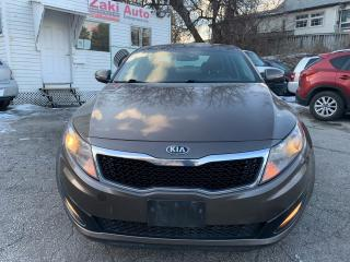 Used 2013 Kia Optima EX Luxury/Leather Seats /Backup Camera for sale in Toronto, ON