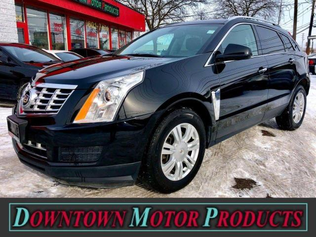 2016 Cadillac SRX 3.6L AWD Luxury