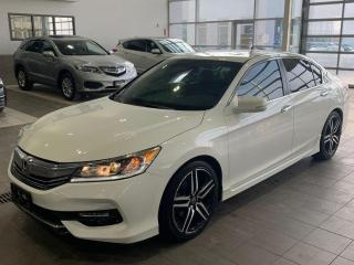 Used 2016 Honda Accord Sport.Auto.ReverseCamera.Roof,ExtraClean for sale in Kitchener, ON