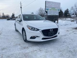 Used 2018 Mazda MAZDA3 GS for sale in Komoka, ON