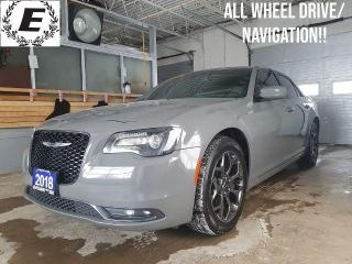 Used 2018 Chrysler 300 S ALL WHEEL DRIVE/NAVIGATION!! for sale in Barrie, ON