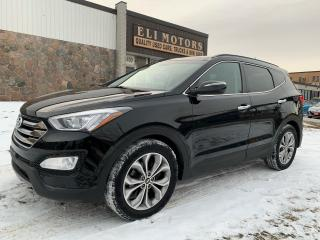Used 2015 Hyundai Santa Fe Sport LIMITED AWD NAVI PANO ROOF BSM REAR VIEW CAMERA for sale in North York, ON