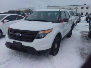 Used 2015 Ford Explorer Police IN for sale in Innisfil, ON